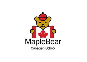 贝宝娃人工智能幼儿园晨检机器人入驻-枫叶小熊幼儿园