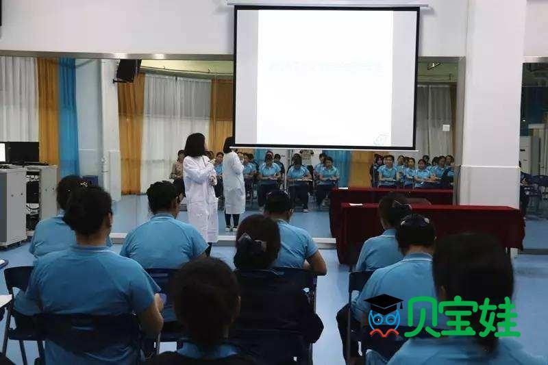 海南开展校医健康教育培训,贝宝娃助力幼儿园日常健康监测到位!