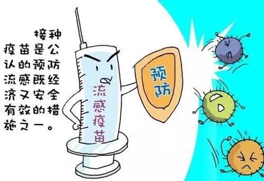 冬季流感易发,如何保护孩子远离流感?5点防控知识转给家长-贝宝娃人工智能幼儿园晨检机器人