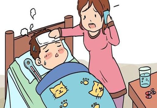 开学季撞上秋季过敏季:别把孩子过敏误当作感冒-贝宝娃人工智能幼儿园晨检机器人