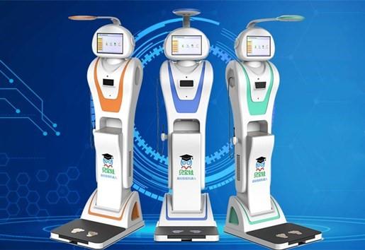 开学后,防疫保健8个重点工作,一定要注意!-贝宝娃人工智能幼儿园晨检机器人